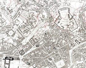 Parcellaire – Caen 1946